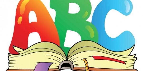Atividades educativas de Ordem Alfabética