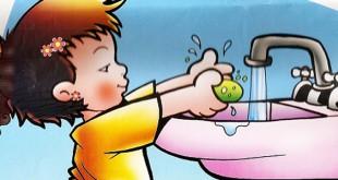 Atividades de Higiene Corporal e Hábitos Saúdaveis