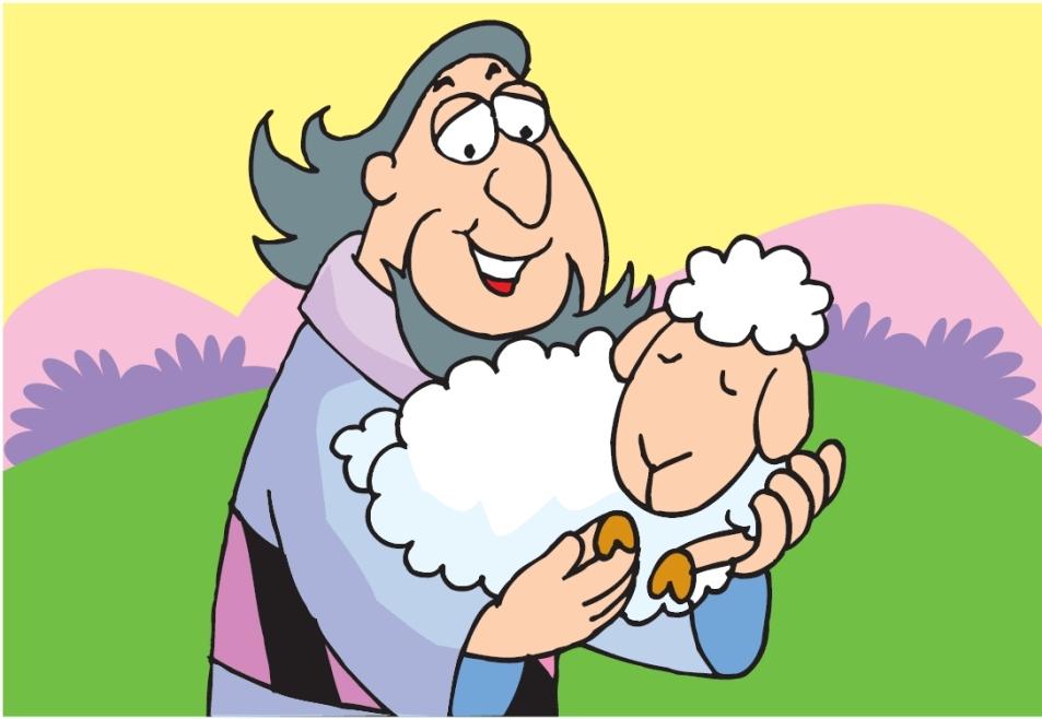 História da Ovelha Perdida - Parábola