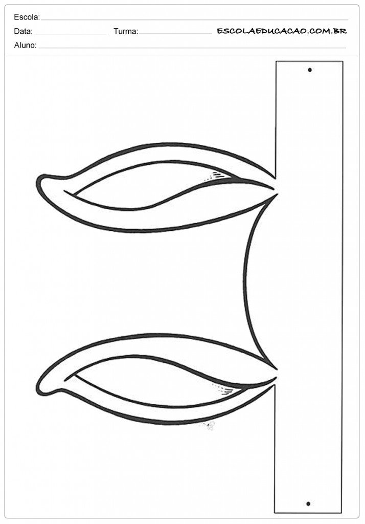 Orelhas de Coelho com Elástico