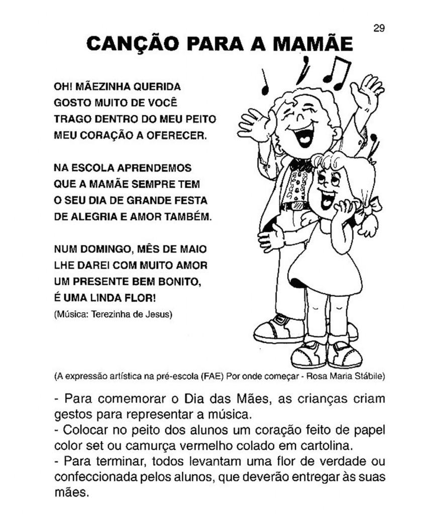 Canção para Mamãe