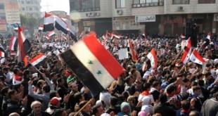 Conflito: Guerra Civil na Síria