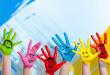 Dia das Crianças - Para Colorir