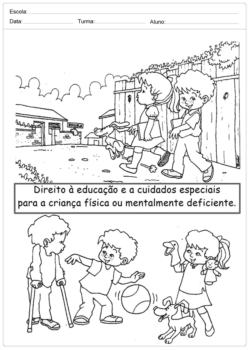 Direito a Educação da Criança