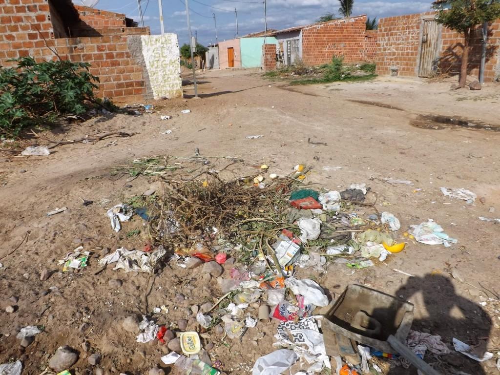 Poluição dos Solos na área Urbana