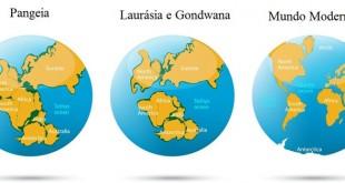 O que é Deriva Continental?