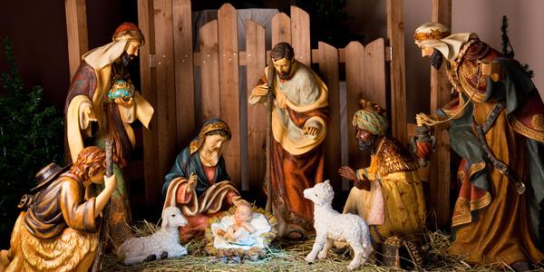 Moldes e Modelos de Presépio de Natal