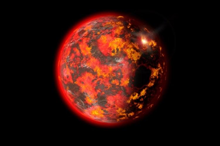 Surgimento da Terra