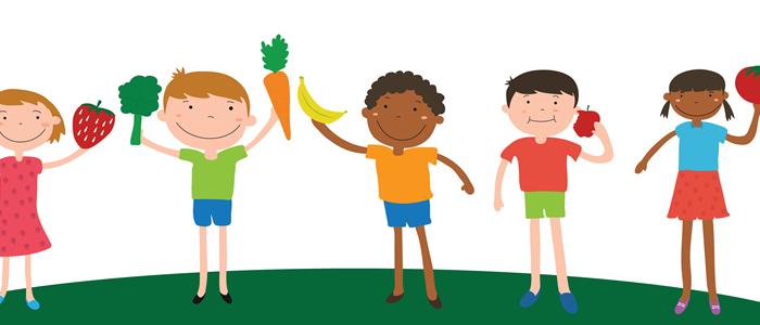 Alimentação para Educação Infantil