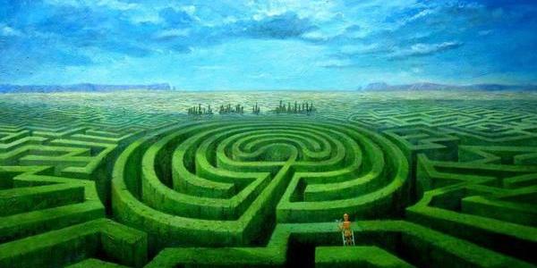 Atividades de Labirinto para melhorar a Coordenação Motora