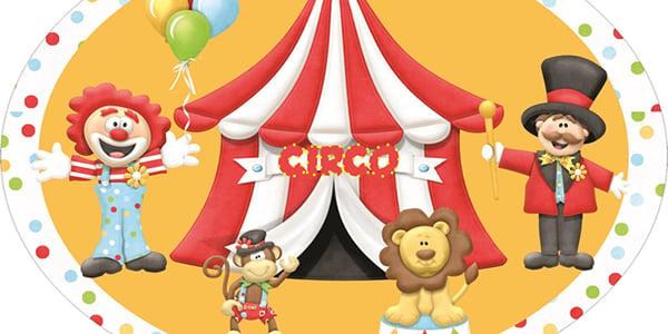 Projeto Circo para Educação Infantil e Ensino Fundamental