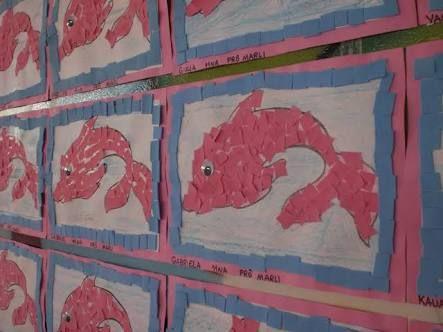 Projeto Folclore - Artes para fazer em sala de aula