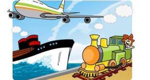 Projeto Meios de Transporte