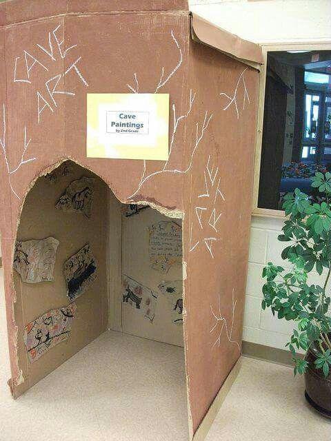 Projeto Moradia - Construindo uma caverna
