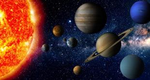 Projeto Sistema Solar