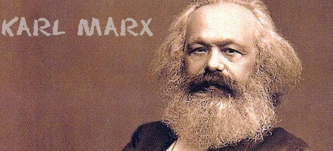 Foto Karl Marx