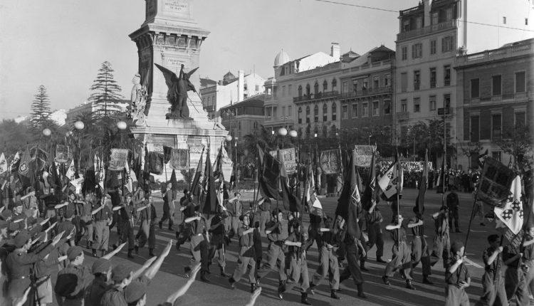 O que foi a Ditadura Salazarista em Portugal?