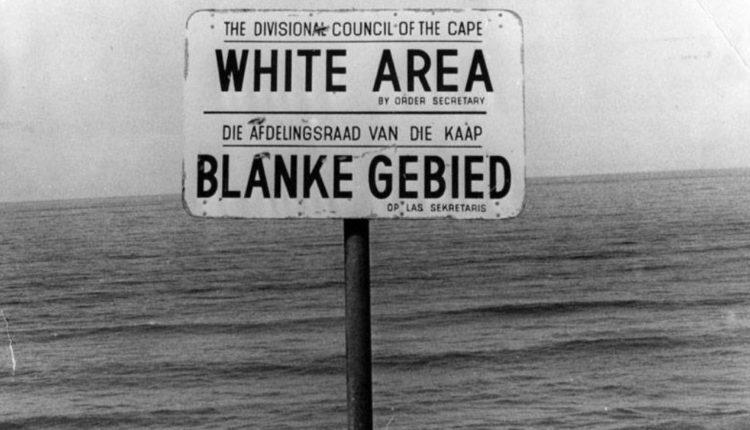 Você sabe o que foi o Apartheid, na África do Sul?