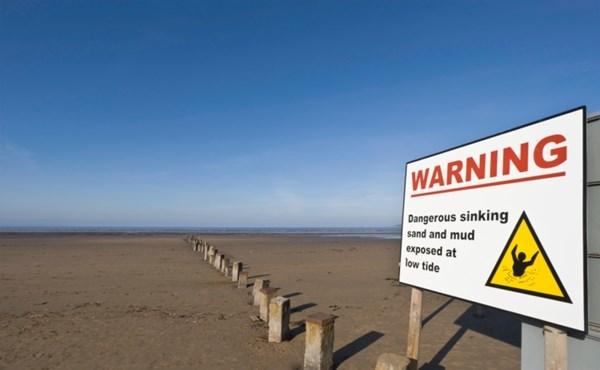 Descubra todos os segredos sobre areia movediça