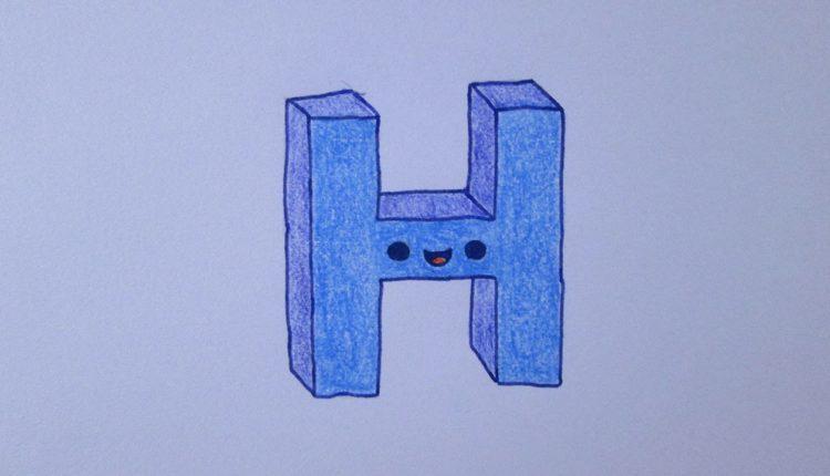 """Atividades com a letra """"H"""""""