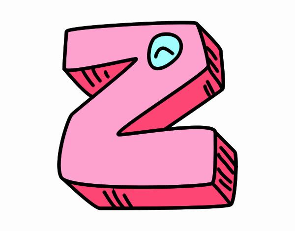 Atividades com a letra Z