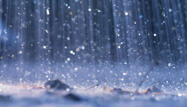 Você sabe como se forma a chuva de granizo?