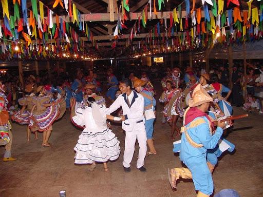 Dança - Baião