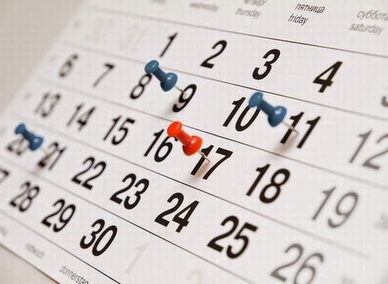 Lista de datas comemorativas brasileiras