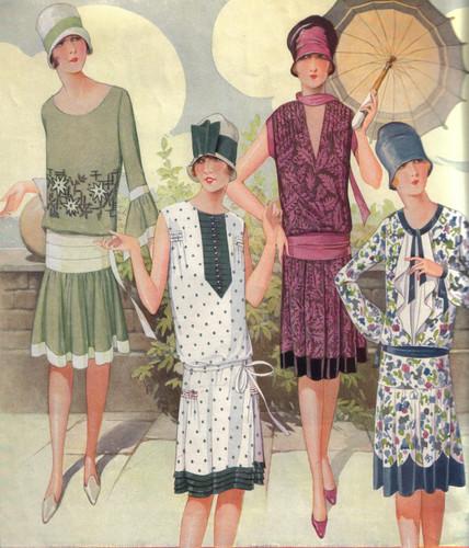 Moda dos anos 20