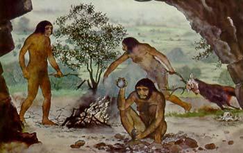 Características do período Paleolítico