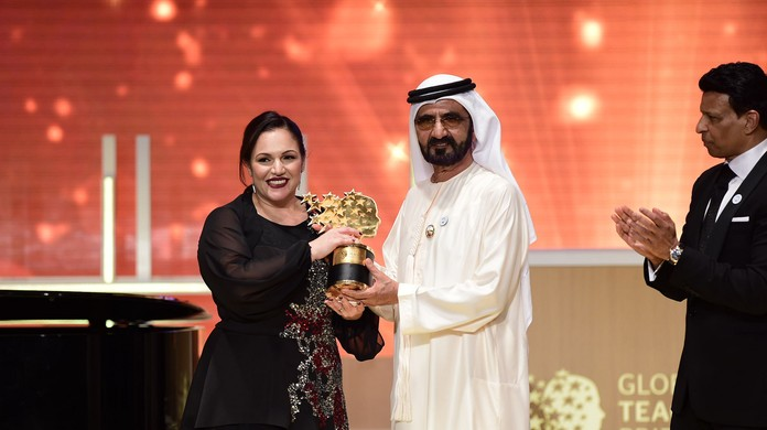 Inscrições abertas no Prêmio Global Teacher Prize 2019