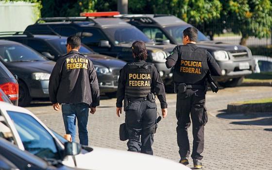 Quanto ganha um policial federal?