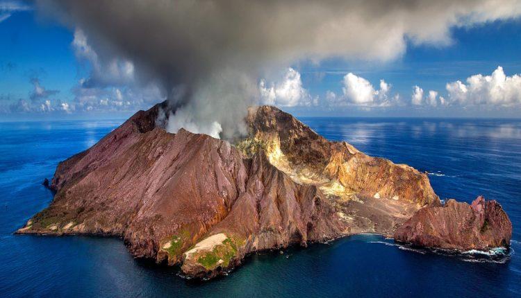 Quantos vulcões ativos existem no mundo