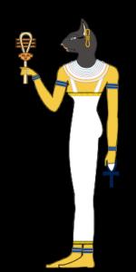 Bastet, a Deusa Felina, da fertilidade