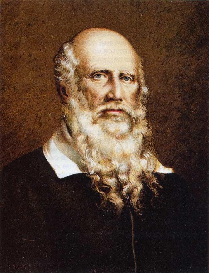 Friedrich Ludwig Christoph Jahn, fundador do primeiro clube voltado para a ginastica