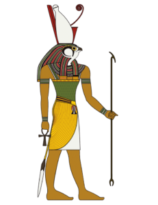 Hórus, o Deus da Vingança