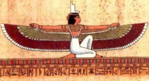 Ísis,Deusa do amor e da magia