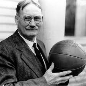 james Naismith - Criador do Basquetebol