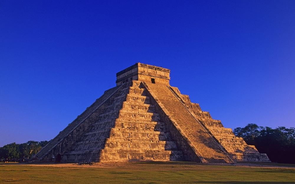 Pirâmide Asteca