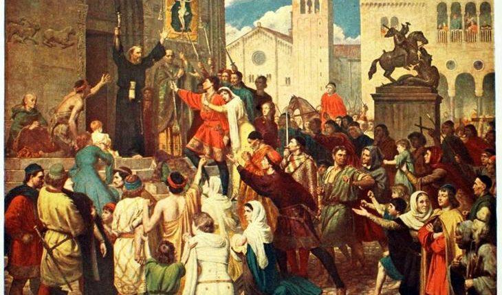 O que foi a Cruzada dos Mendigos?
