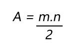 Fórmula da área Lateral Pirâmide