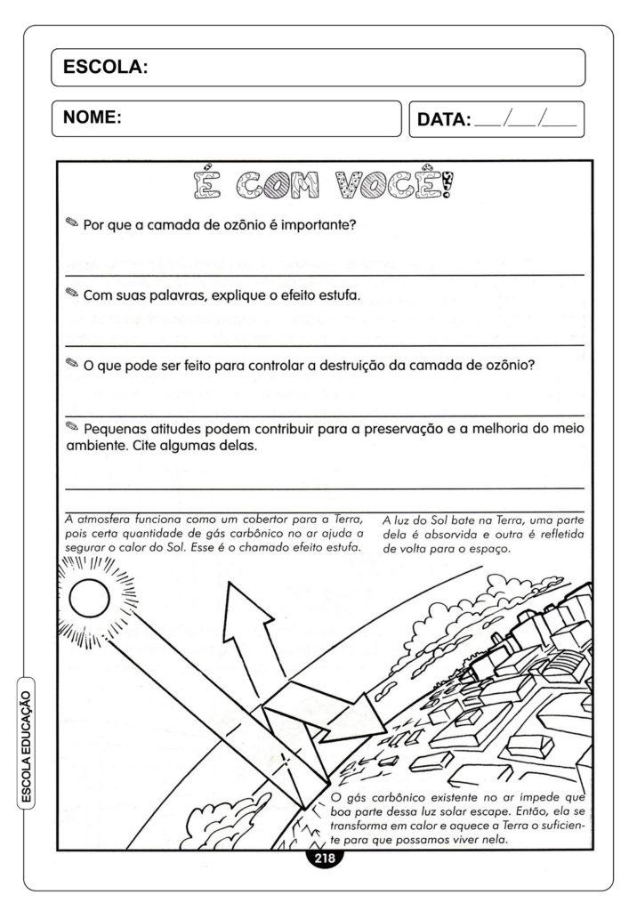 15 Atividades Sobre O Ar Atmosfera Educacao Infantil 1º 2º