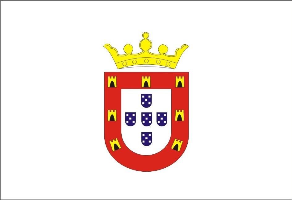 Terceira bandeira brasileira: D. João III