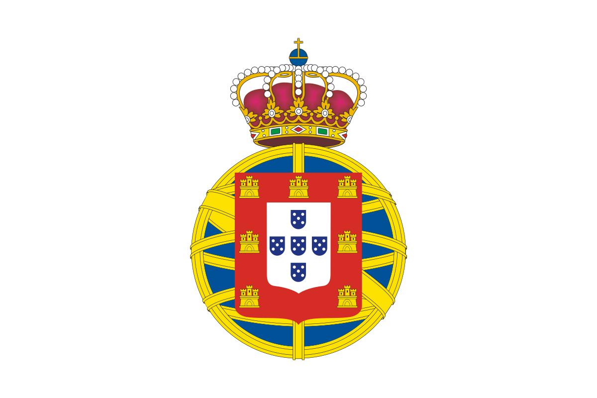 Oitava bandeira brasileira: Bandeira de Portugal, Brasil e Algarves