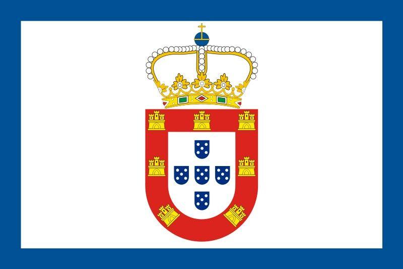 Quinta bandeira brasileira: Bandeira de restauração