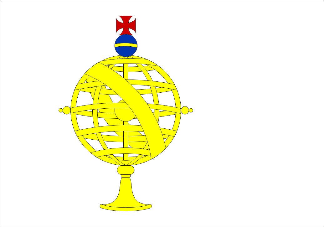 Sexta bandeira brasileira: Bandeira do Principado do Brasil