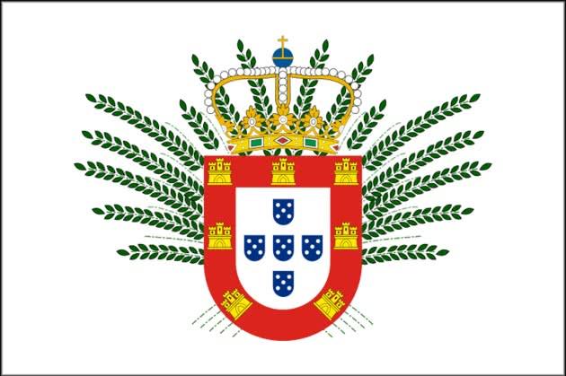 Quarta Bandeira brasileira: Domínio da Espanha sobre Portugal
