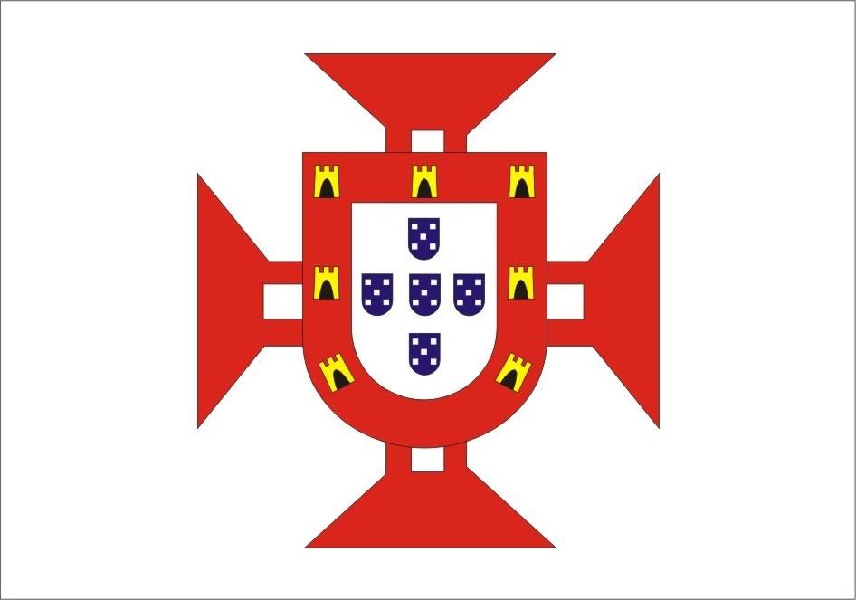 Segunda bandeira brasileira: Bandeira Real