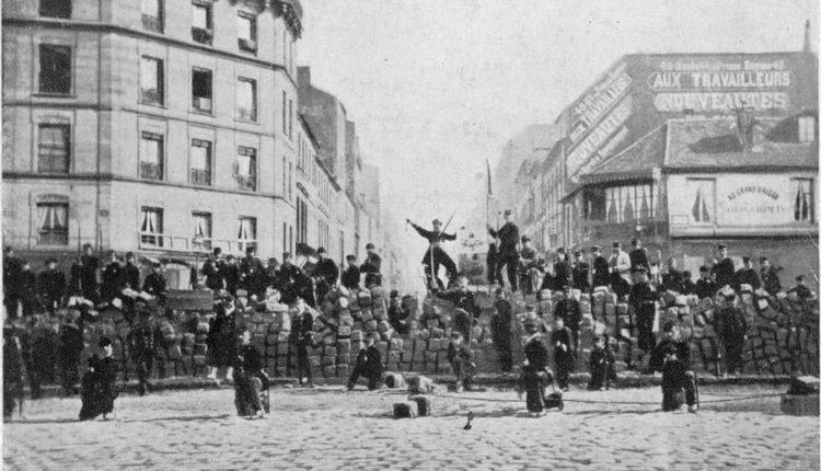 Comuna de Paris - História, causas e resultados