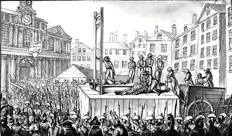 "Execuções durante a ""Fase do terror"""